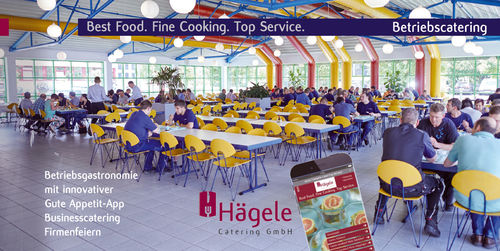 Download Hägele Betriebscatering Prospekt